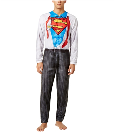 Briefly Stated Mens Superman Complete Costume