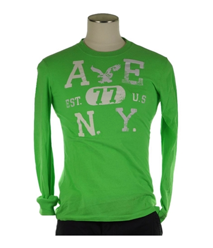 American Eagle Outfitters Mens Est 77 U.s Graphic T-Shirt 396 XS