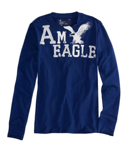 American Eagle Outfitters Mens Am Graphic T-Shirt 240 S