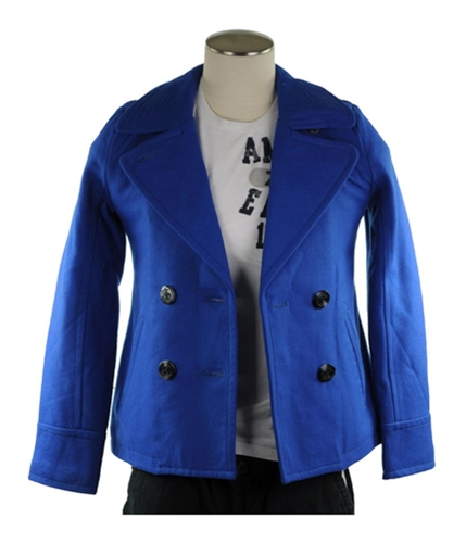 American Eagle Outfitters Womens Classic Pea Coat 400 S