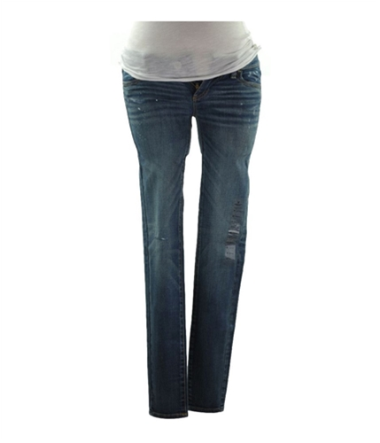 American Eagle Outfitters Womens Low Rise Ankle Skinny Fit Jeans medium 0x32