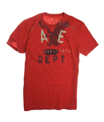 American Eagle Outfitters Mens Ae Dept Vintage Fit Graphic T-Shirt 600 XL