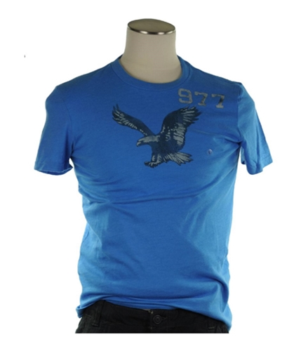 American Eagle Outfitters Mens 97 Athletic Fit Graphic T-Shirt 531 S