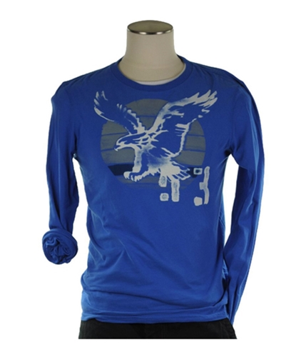 American Eagle Outfitters Mens Athletic Fit Graphic T-Shirt 426 S