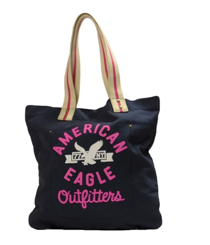 American Eagle Outfitters Womens Book Tote Shoulder Handbag Purse 553
