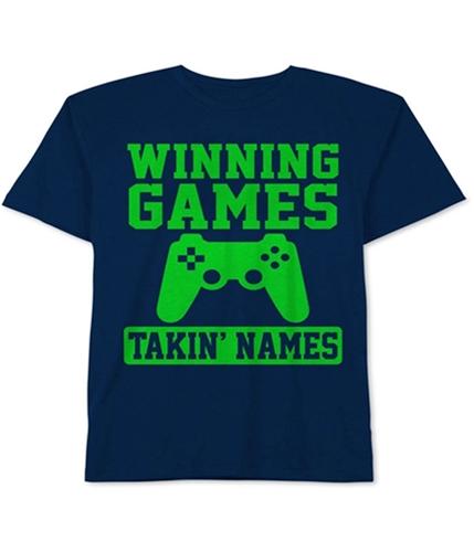 Jem Boys Winning Games Graphic T-Shirt