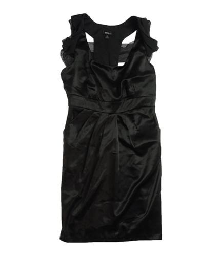 BCX Womens Jewled Sundress black 3