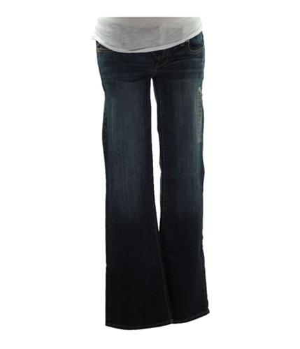 American Eagle Outfitters Womens Favorite Strch Boyfriend Fit Jeans dark 00x34