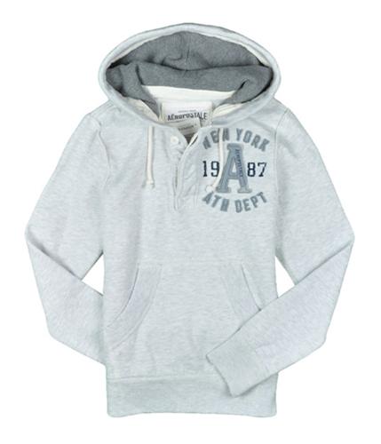 Aeropostale Mens Ny 19a87 Hoodie Sweatshirt vanillawhite XS