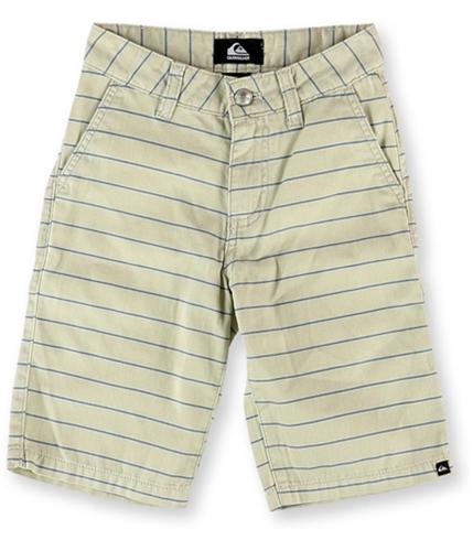 Quiksilver Boys Ying Yang Casual Chino Shorts