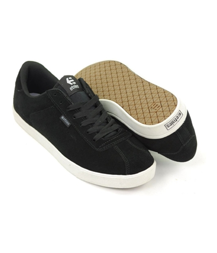 Etnies Mens Scam Skate Sneakers black 11.5
