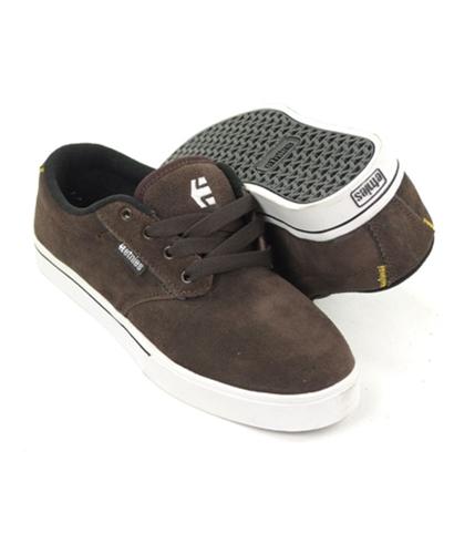 Etnies Mens Malto Jameson 2 Skateboard Sneakers brown 14