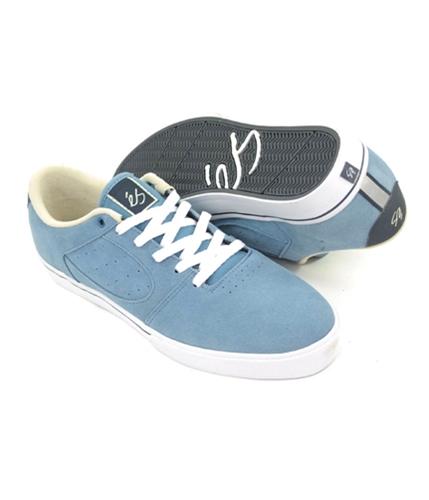 es Mens Square Skate Sneakers bluebleu 13