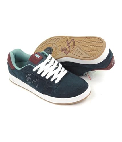 es Mens By Etnikeano Skateboard Sneakers navybleumarine 11.5