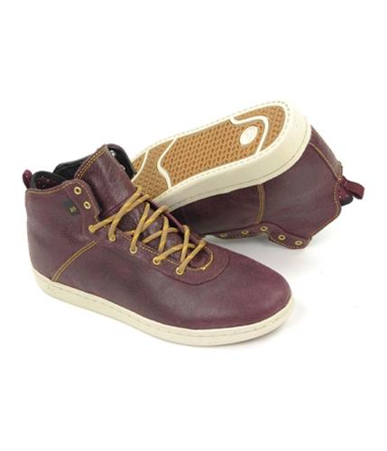 es Mens Lellx Skate Sneakers brownmarron 7.5