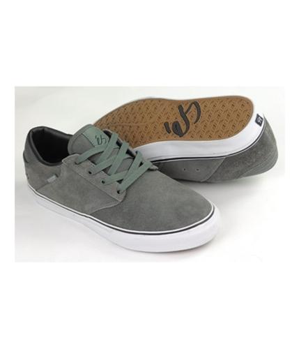 es Mens By Etni Vancouver Skateboard Sneakers darkgrey 11.5