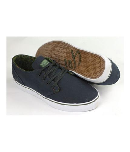 es Mens Edward Skate Sneakers blacknoir 11.5