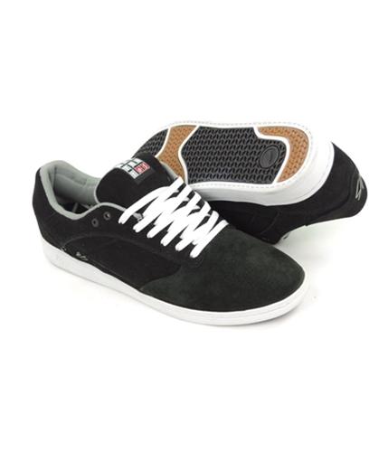 es Mens Ecosse Skate Sneakers blacknoir 12