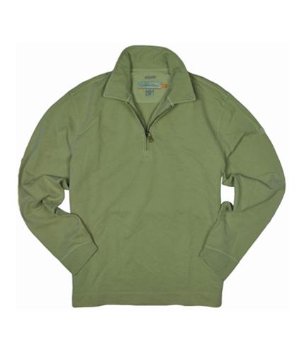 Quiksilver Mens Comfort Fit Collared Sweatshirt cettan S