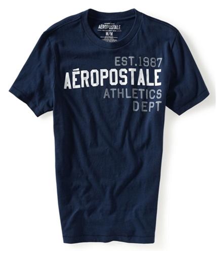 Aeropostale Mens Print Graphic T-Shirt 413 XS
