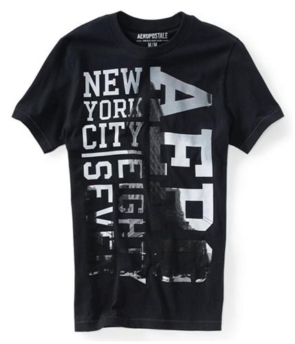 Aeropostale Mens New York City Graphic T-Shirt 1 XS