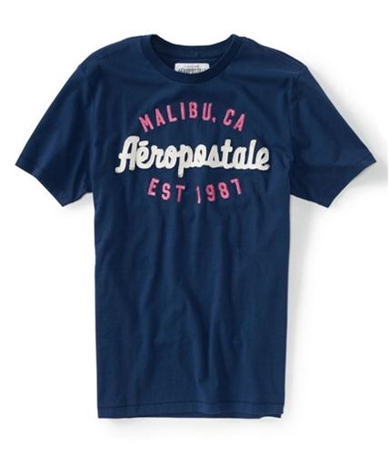 Aeropostale Mens Newport. Ca Graphic T-Shirt 413 XS
