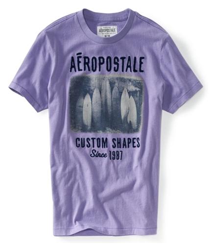 Aeropostale Mens Surf Shop Graphic T-Shirt 456 XS