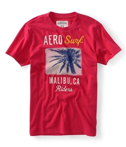 Aeropostale Mens Surf Riders Graphic T-Shirt 679 XS