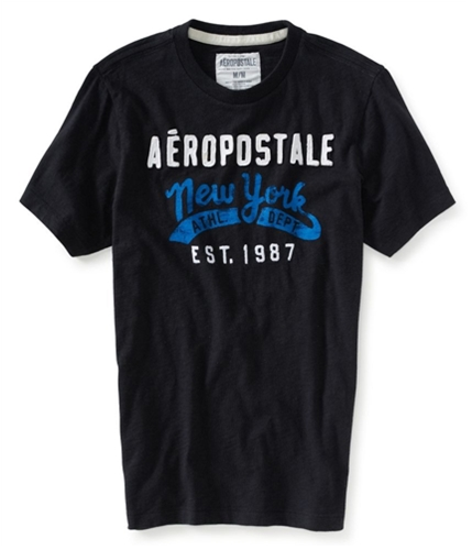 Aeropostale Mens New York Graphic T-Shirt 001 S