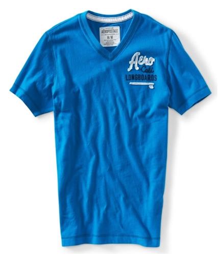 Aeropostale Mens Cali Longs Graphic T-Shirt 416 L