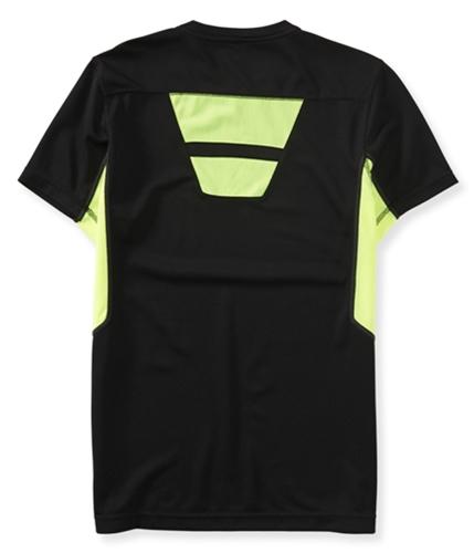 Aeropostale Mens Colorblock Active Graphic T-Shirt 001 S