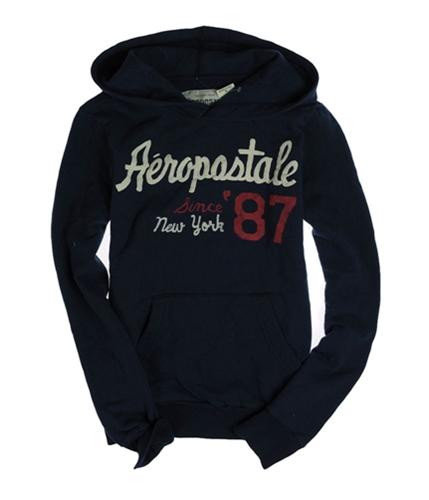 Aeropostale Mens Since '87 Pull Over Hoodie Sweatshirt 413 XS