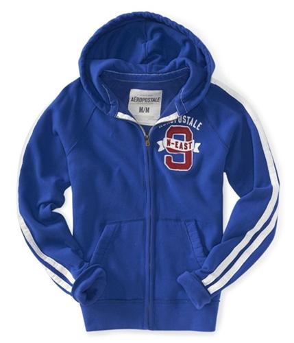 Aeropostale Mens Athletic 9 Track Hoodie Sweatshirt 488 XS