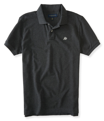 Aeropostale Mens A87 Rugby Polo Shirt 017 XS