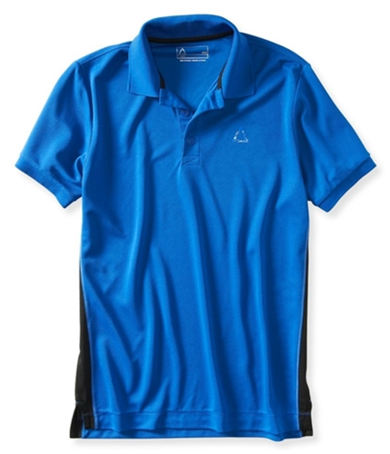 Aeropostale Mens A87 Wick Away Rugby Polo Shirt 001 XS
