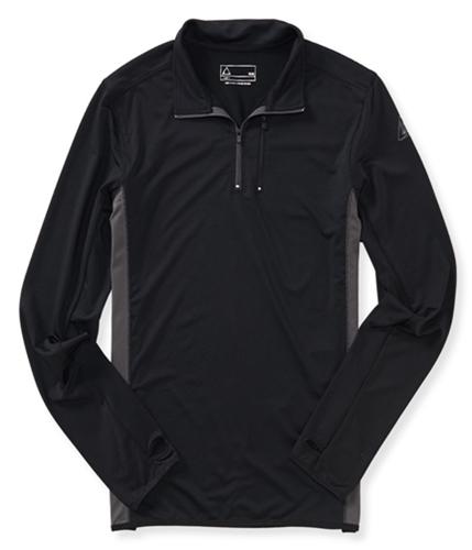 Aeropostale Mens Active Mock Neck Sweatshirt 001 XS