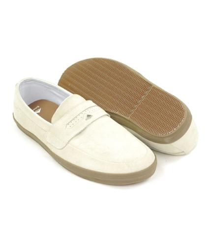 Emerica. Mens Rip Slip Skate Sneakers white 12