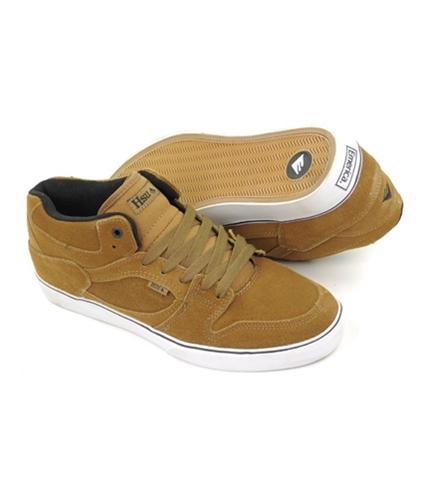 Emerica. Mens By Etnies Hsu Skateboard Sneakers camelbeige 13