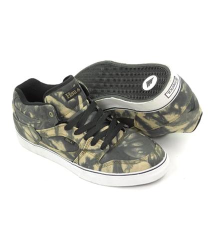 Emerica. Mens By Etnies Hsu Skateboard Sneakers olivewhiteblack 14