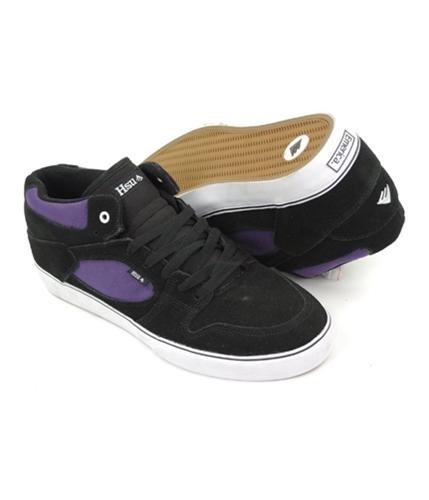 Emerica. Mens By Etnies Hsu Skateboard Sneakers blackpurple 14