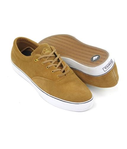 Emerica. Mens By Etnies Reynolds Cruisers Skateboard Sneakers camelbeige 12