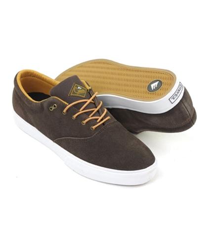 Emerica. Mens By Etnies Reynolds Cruisers Skateboard Sneakers darkbrown 11.5