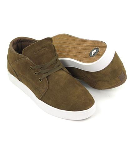 Emerica. Mens By Etnies The Situation Skateboard Sneakers darkbrown 11.5