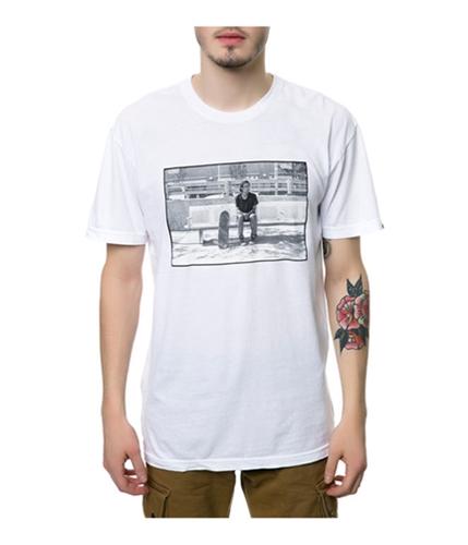 Emerica. Mens The Jerry Sitting Graphic T-Shirt black L