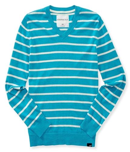 Aeropostale Mens Stripe Pullover Sweater 462 S