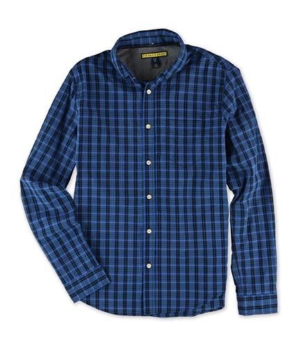 Aeropostale Mens Plaid Button Up Shirt 487 S