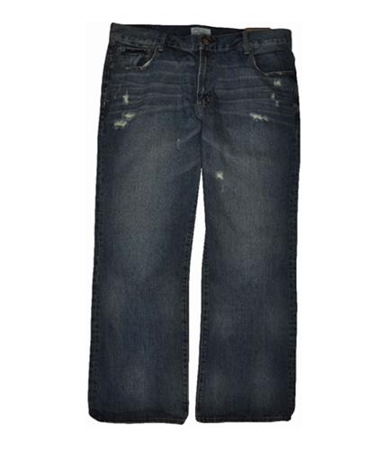 Aeropostale Mens Slim Boot Cut Jeans medium 31x32