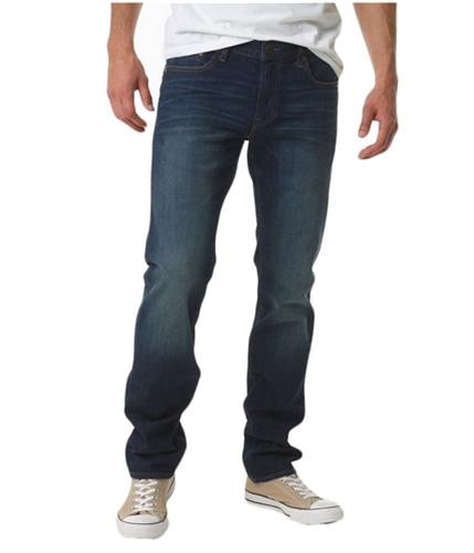 Aeropostale Mens Driggs Boot Slim Fit Jeans medium 28x30