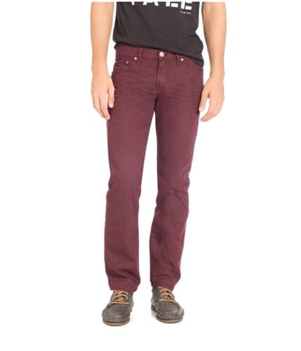 Aeropostale Mens Bowery Straight Slim Fit Jeans 028 27x28