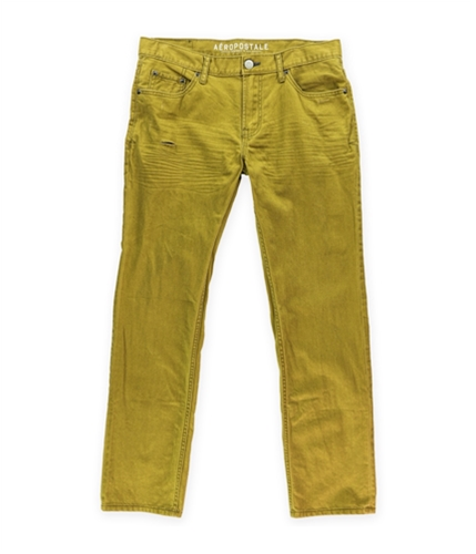 Aeropostale Mens Slim Straight Leg Jeans 753 29x30